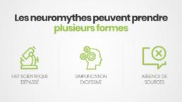 Les différentes formes de neuromythes – David Vellut