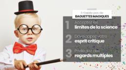 Neuromythes : pas de baguettes magiques – David Vellut