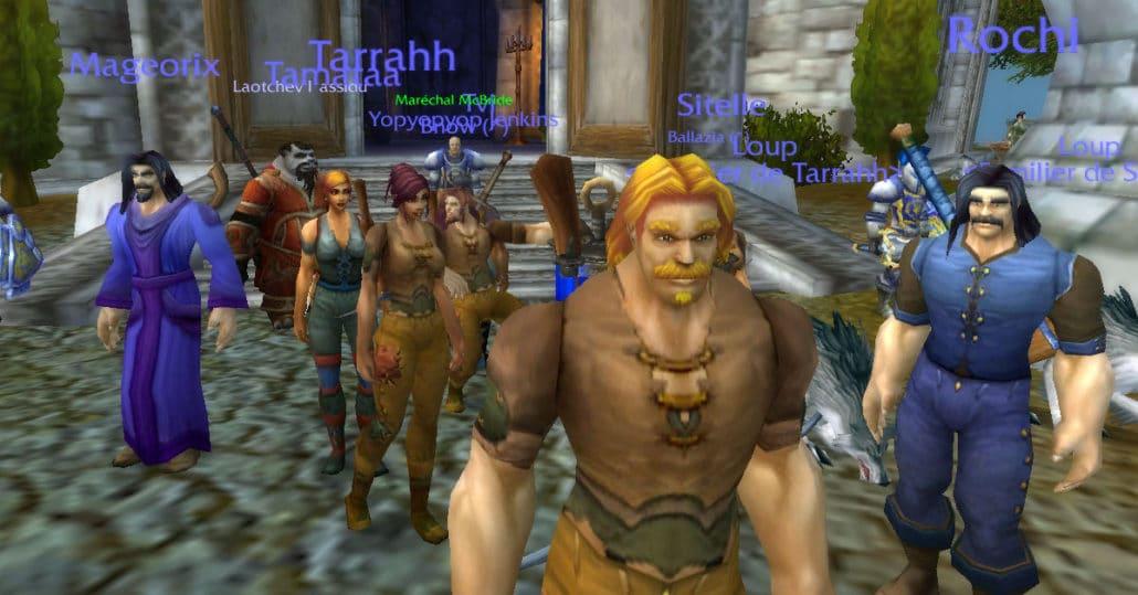 Utiliser World of Warcraft en formation (Serious Game) – David Vellut